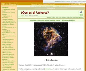 ¿Qué es el Universo? (craaltaribagorza.net)
