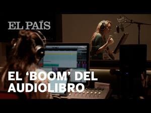 El 'boom' del audiolibro en España