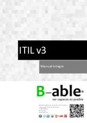 Curso online de Metodología ITIL (Osiatis.es)
