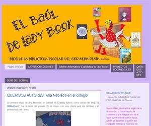 El baúl de Lady Book: el blog de la Biblioteca del CEIP Alba Plata de Cáceres