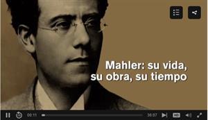 Mahler: su vida, su obra, su tiempo por José Luis Pérez de Arteaga