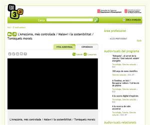 L'Amazònia, més controlada / Malawi i la sostenibilitat / Tomàquets morats (Edu3.cat)