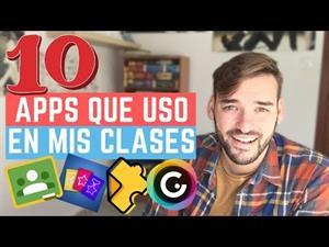 10 herramientas y apps para clase