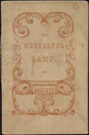 The wonderful lamp (International Children's Digital Library)