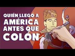 ¿Quién llegó a América antes que Colón?