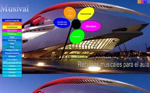 Musivalia: recursos educativos musicales