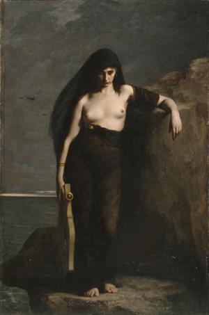 Safo de Lesbos, la poeta que dio nombre al lesbianismo