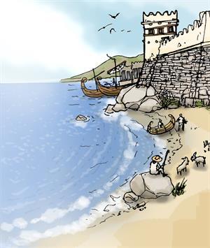 GRECIA Y LA GUERRA DE TROYA. OCEANÍA: GEOGRAFÍA FÍSICA