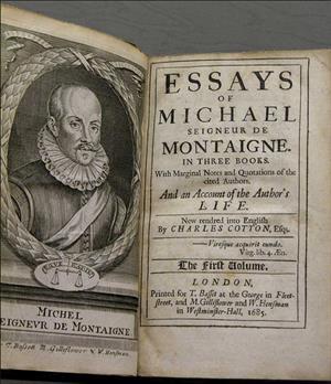 Montaigne y la visión de la muerte en sus Ensayos (Didactfilo)