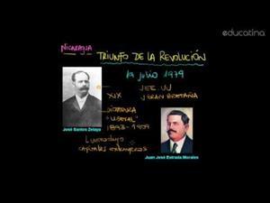 Nicaragua: 1979- Revolución Sandinista - I