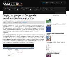 Oppia, un proyecto Google de enseñanza online interactiva