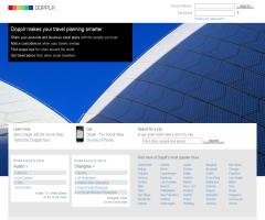 Dopplr:Travel planning, advice & tips for the smart traveller
