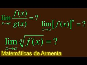 Teoremas de limites clase 2