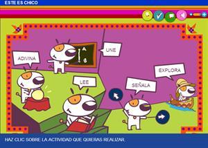 Mi perro chico, un juego educativo interactivo (Agrega)