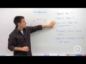 Parallelogram Properties
