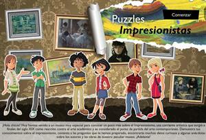 Puzzles impresionistas