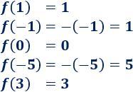 Funciones definidas a trozos (o segmentadas)