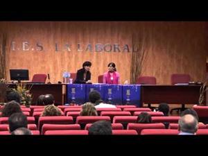 Encuentro Didactalia 2013: Aránzazu Sáenz y David Ureta, ganadores del Desafío Didactalia 2013