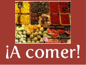 Presentación sobre la comida y el artículo