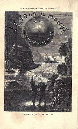 La Vuelta al Mundo en 80 días. Julio Verne (bibliotecasvirtuales.com)