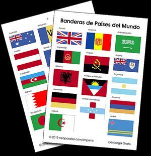 Banderas de Países del Mundo (neoparaiso.com)