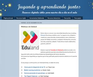 Webinars de Eduland