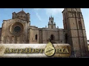 Portada de la Colegiata de Santa María de Toro