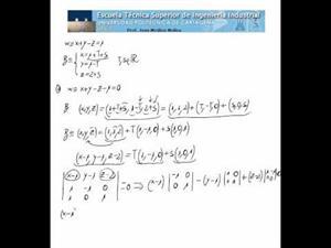 Posición relativa y puntos de corte de rectas