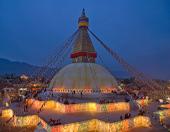 Els viatgers de la gran anaconda. Lany nou a Kathmandú