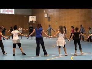Ajuha, danza Andalusí