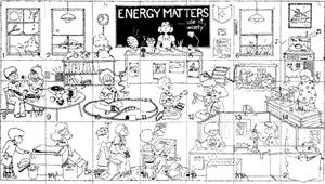 Classroom Energy Poster Puzzle