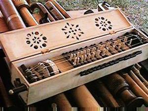 Instrumentos medievales y renacentistas