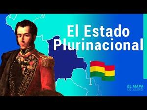 Historia de Bolivia en 17 minutos