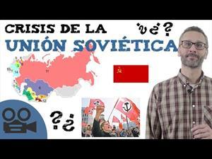 Crisis de la Unión Soviética