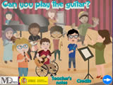 Can you play the guitar? (Malted)