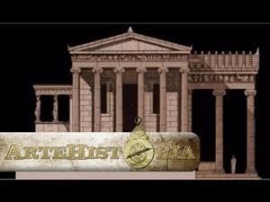 El Erecteion (Artehistoria)