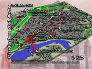 Mapa interactivo de Córdoba