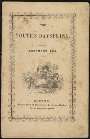 The youth's dayspring, vol. 2 (International Children's Digital Library)