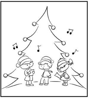 Fichas navideñas para mejorar la atención (Orientación Andújar)