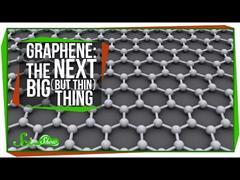 O grafeno: moi grande e moi fino