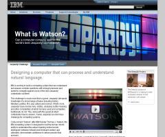 Investigación en IBM: ¿Puede un ordenador competir con los mejores concursantes de Jeopardy del mundo? ¿Qué es Watson?