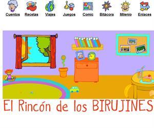El Rincón de los Birujines, juegos educativos para la interculturalidad