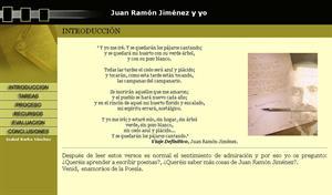 Juan ramón jiménez y yo