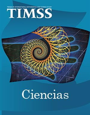 Pregunta liberada TIMSS-PIRLS de física sobre un experimento con sal y agua. Problemas de física I