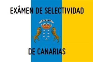 Exámenes de Selectividad de Canarias