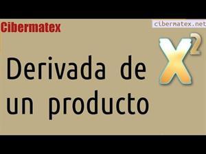 Derivada de un producto. Cibermatex