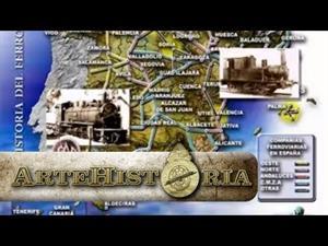 El ferrocarril a principios del siglo XX