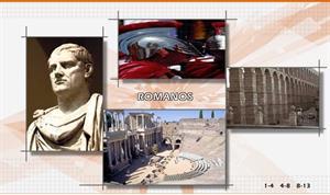 Nuestra historia. Los romanos