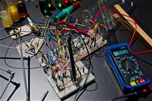 La electricidad a partir de células solares: Célula de colorante. Experimento de electricidad. (Instrucciones para el profesorado)