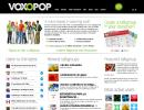 Voxopop - a voice based eLearning tool